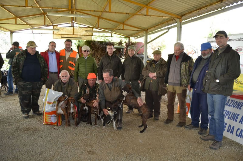 Mauro Bergamaschi 2o classificato