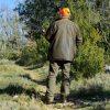 cacciatore di spalle