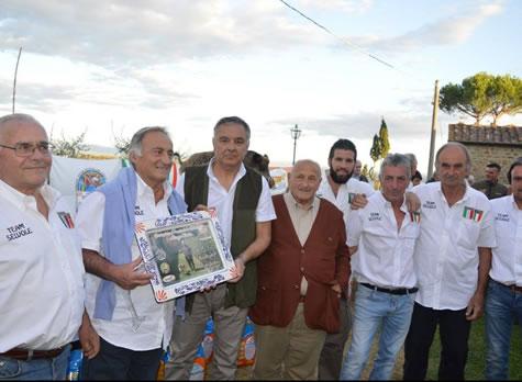 """cerimonia di chiusura della stagione cinofila agonistica della Zac """"Lecci Alti"""""""
