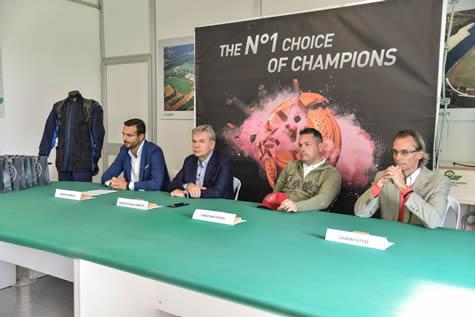 Conferenza stampa Beretta 10 2017