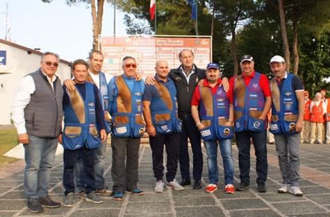 TAV La Contea con il presidente FITAV Luciano Rossi