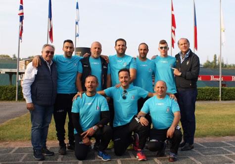 TAV La Torretta con il presidente FITAV Luciano Rossi