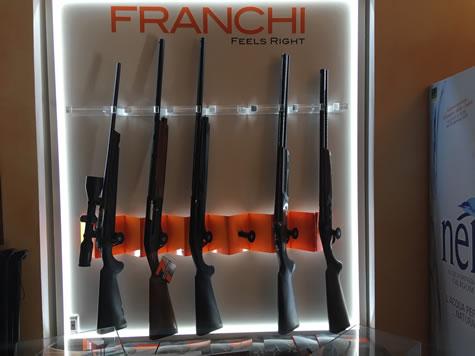 franchi fucili