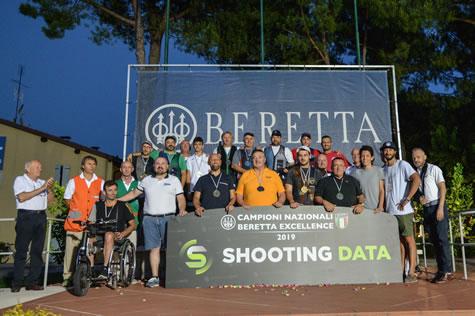Beretta Excellence 2019 - Tutti i vincitori della varie categorie e qualifiche