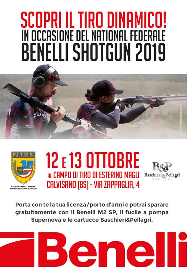 Locandina Benelli