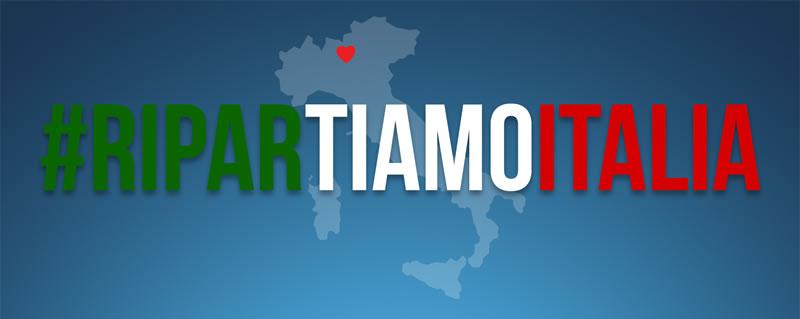 Beratta #ripartiamoitalia