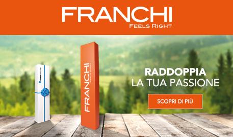 Franchi - Raddoppia la tua passione