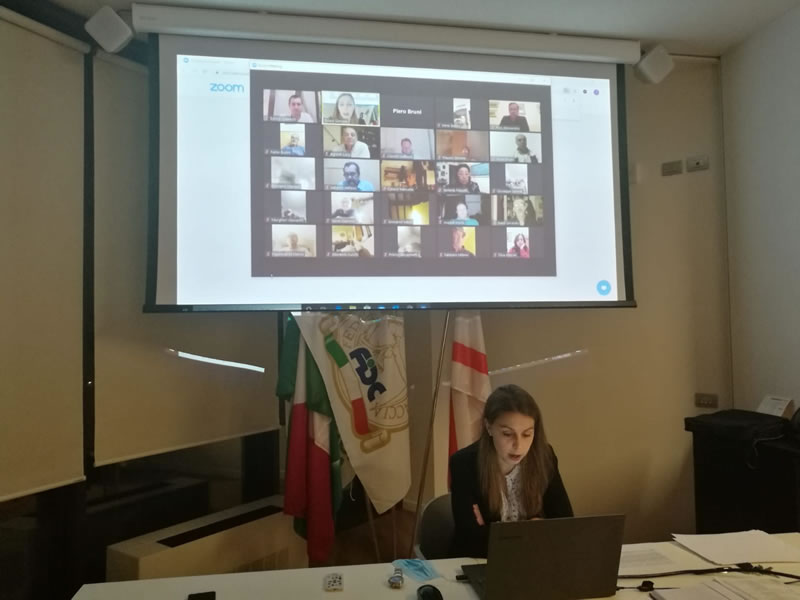 assemblea in videoconferenza