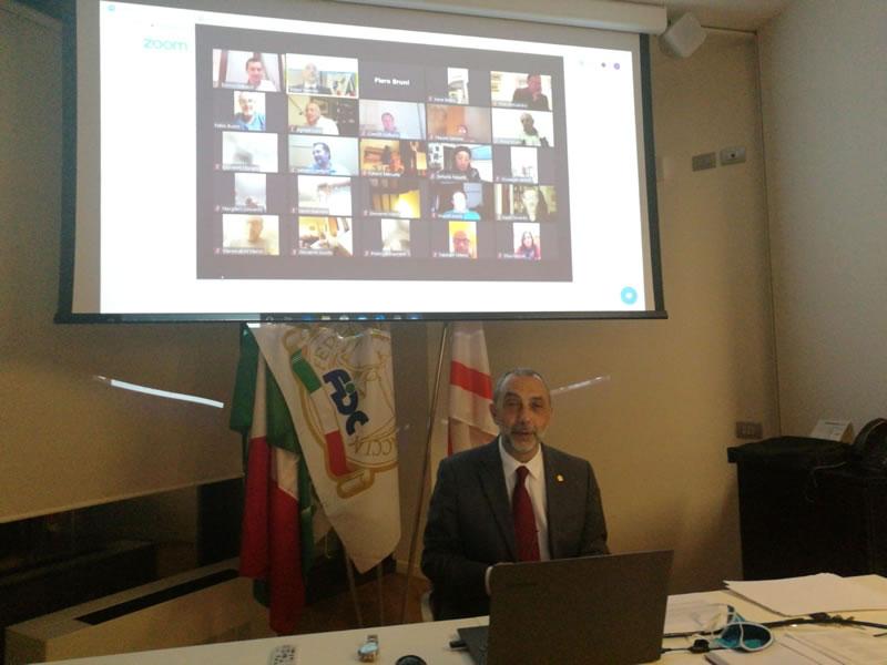 presidente assemblea in videoconferenza