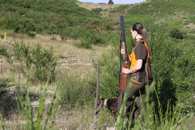 cacciatrice