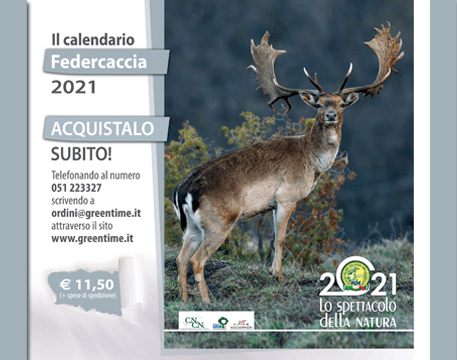 Acquista il Calendario FIdC 2021
