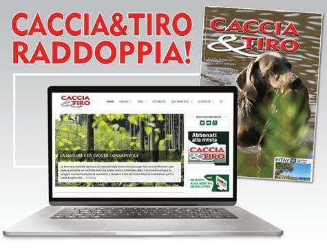 Vai al sito Caccia & Tiro