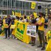 manifestanti Coldiretti