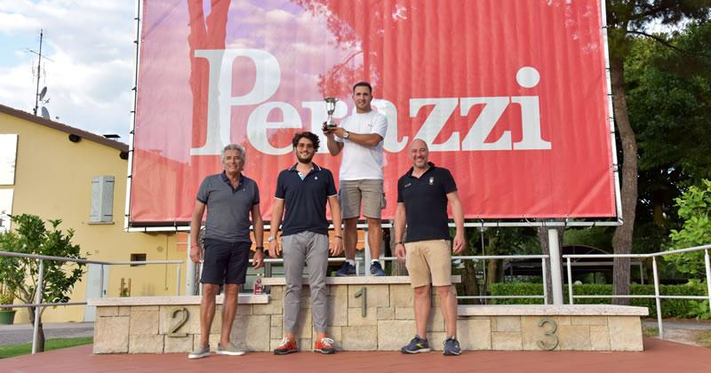 Grazini migliore tiratore assoluto Perzzi Chamion 2021