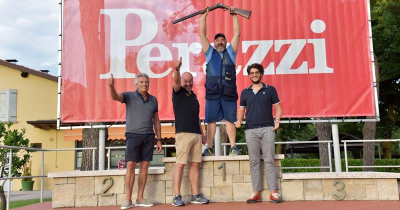 Pierpaoli vincitore del Perazzi Champion 2021